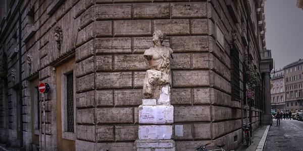 Roma sparita