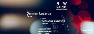 Damian Lazarus - Rebel Rebel @ Warehouse