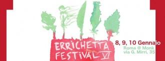 Errichetta Errichetta Festival @ Monk Club